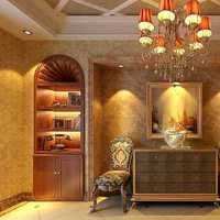 简约风格三居室15-20万吧台灯具效果图