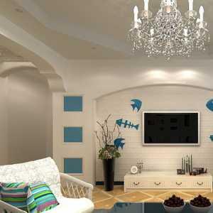 100平米房屋客厅装修图片