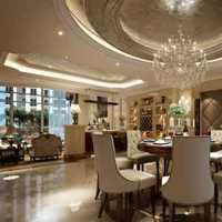 205平欧式餐厅装修效果图
