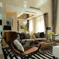 现代休闲居家式别墅起居室装修效果图