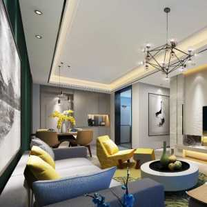 北京精致小三房装修设计