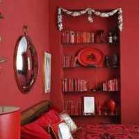衣柜卧室壁纸双人藤艺家具装修效果图