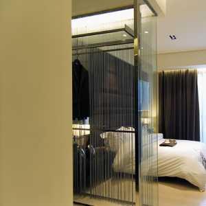 玻璃卧室装修
