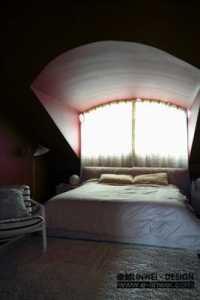 两个阳面卧室装修
