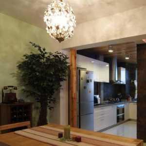 装修仅需78万元北京晒110平现代简约婚房