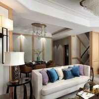 80平米两室两厅装修花费