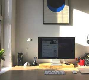 书房设计样板:50间与苹果有关的书房
