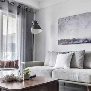 时尚大气现代小户型卧室装修图片
