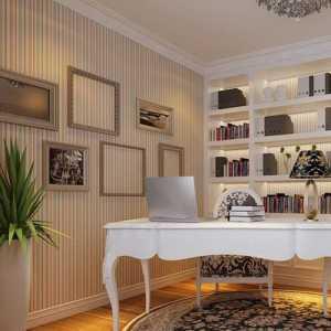 欧式风格客厅松木