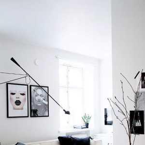 美式简约装修效果图卧室
