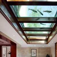 113平米三居室普通装修效果图