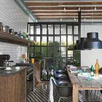 交换空间地毯餐厅搁板装修效果图