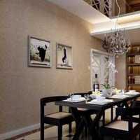 现代别墅圆柱型灯具装修效果图