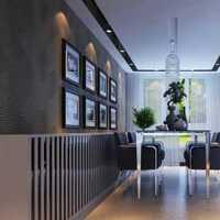 現代風格別墅餐廳空間俯視效果圖