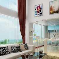餐厅窗帘经济型暖色调装修效果图