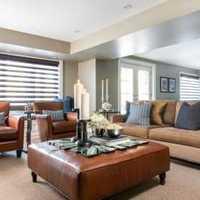 客厅现代客厅吊灯灯饰装修效果图