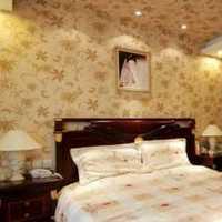 紫色墙漆卧室装修效果图