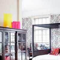 卧室沙发卧室背景墙富裕型装修效果图