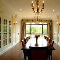 富裕型橱柜白色餐厅背景墙装修效果图