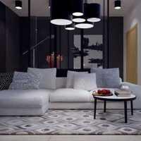 客厅沙发简约推拉门客厅装修效果图