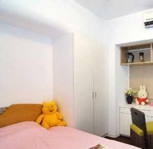 马蹄网美式卧室