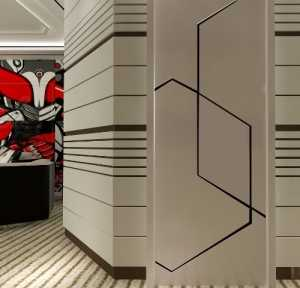 设计公司墙面设计