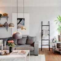 小两室两厅最简装效果图多少钱