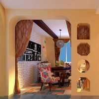 餐桌三居室简约装修效果图
