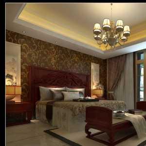 现代风格一居室客厅吊顶效果图