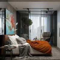 精致美式轻古典卧室装修效果图