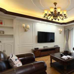 100平米三室两厅简装装修效果图大全