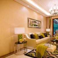 二居室简洁富裕型装修效果图