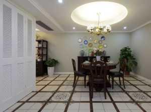 古代客厅房间