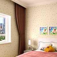 墙面窗帘婴儿房现代装修效果图