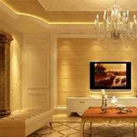 上海嘉定湖畔天下联体别墅装修及庭园设计