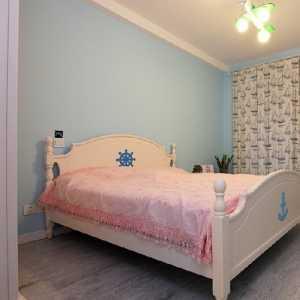 閣樓臥室床效果圖片