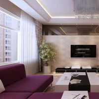 現代沙發背景墻裝飾畫效果圖
