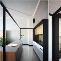 玻璃阳台改厨房装修效果图