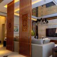 2室一厅56平米装修效果图