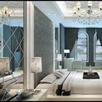 卧室白色卧室背景墙灯具装修效果图