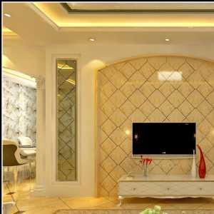 清新时尚 简约实用的客厅设计