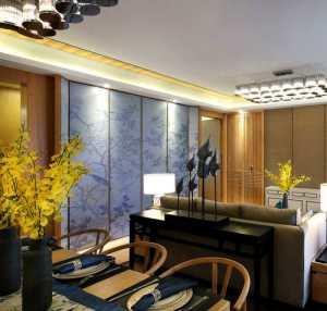 带中央空调的客厅装修效果图