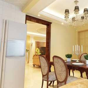 混搭風格公寓富裕型70平米效果圖