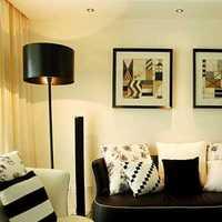 小户型简约风格长方形客厅客厅餐厅是一体的地砖