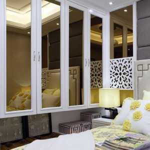 北京卧室现代化
