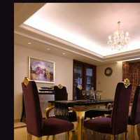 餐厅90平米混搭三居室装修效果图