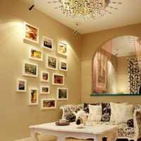 客厅三居北欧电视背景墙装修效果图
