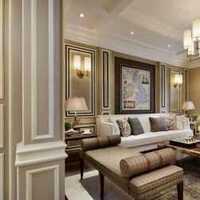 美式风格带阁楼的房子效果图