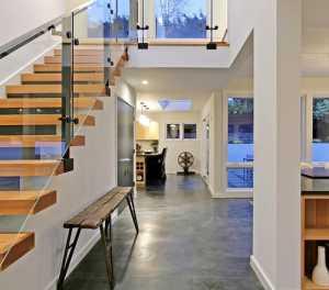 56平米复式公寓装修图
