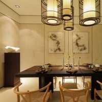 餐具燈具餐廳鐘表裝修效果圖